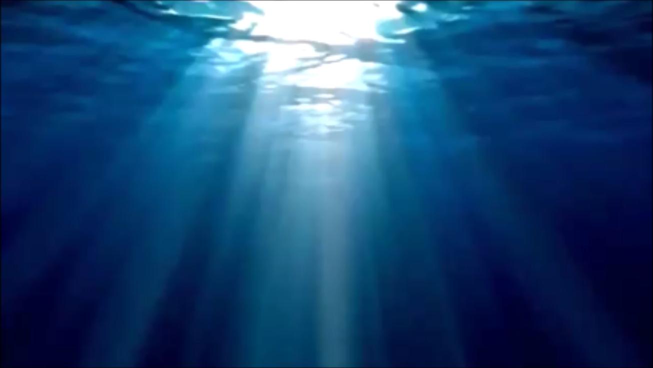 Ocean Light Shining Down Snapshot